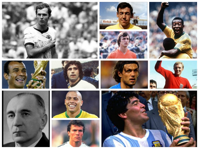 All-time World Cup XI